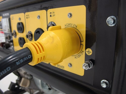 Generator Plug Adapters CAM55272 - 30 Amp to 30 Amp - Camco