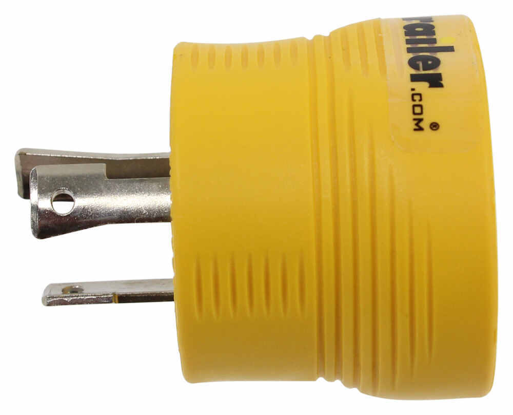 Camco Plug Only Generator Plug Adapters - CAM55333
