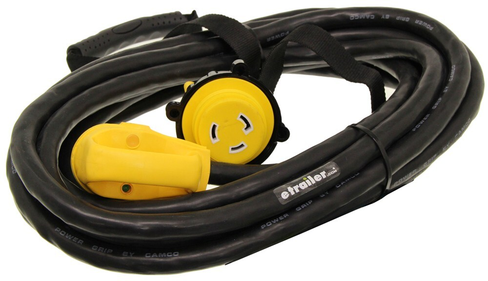 Camco Power Cord Adapter - CAM55501