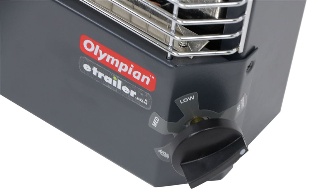 Camco Olympian Wave 8 Catalytic Safety Heater For Large Rvs Camco Rv Heaters Cam57351