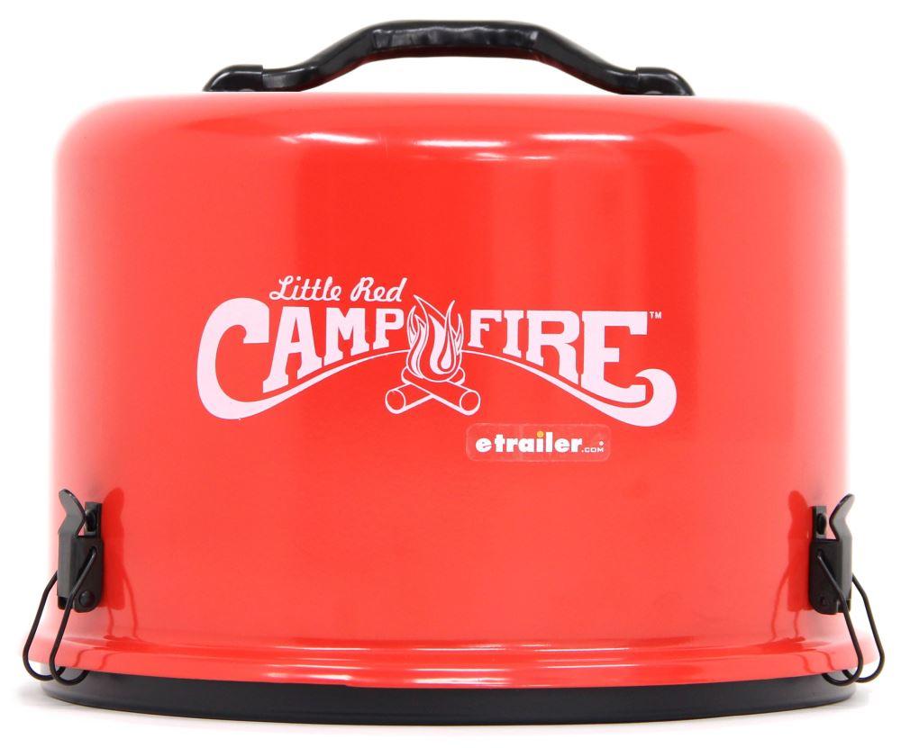 Compare Little Red Campfire Vs Camco Rv Portable Etrailer Com
