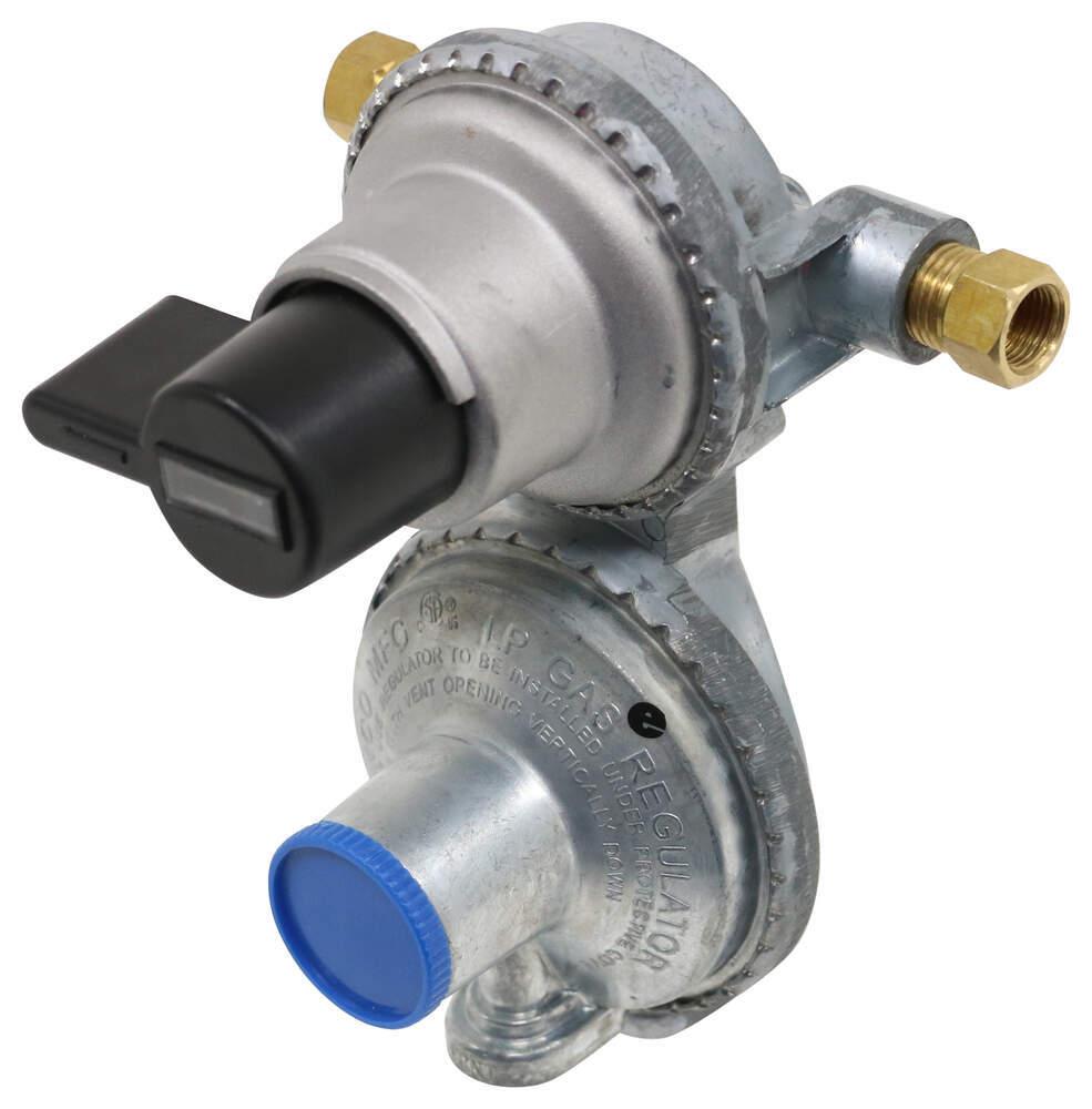 CAM59005 - 1/4 Inch - FIF Camco Regulators