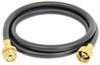 camco propane hoses 1 inch-20 - male