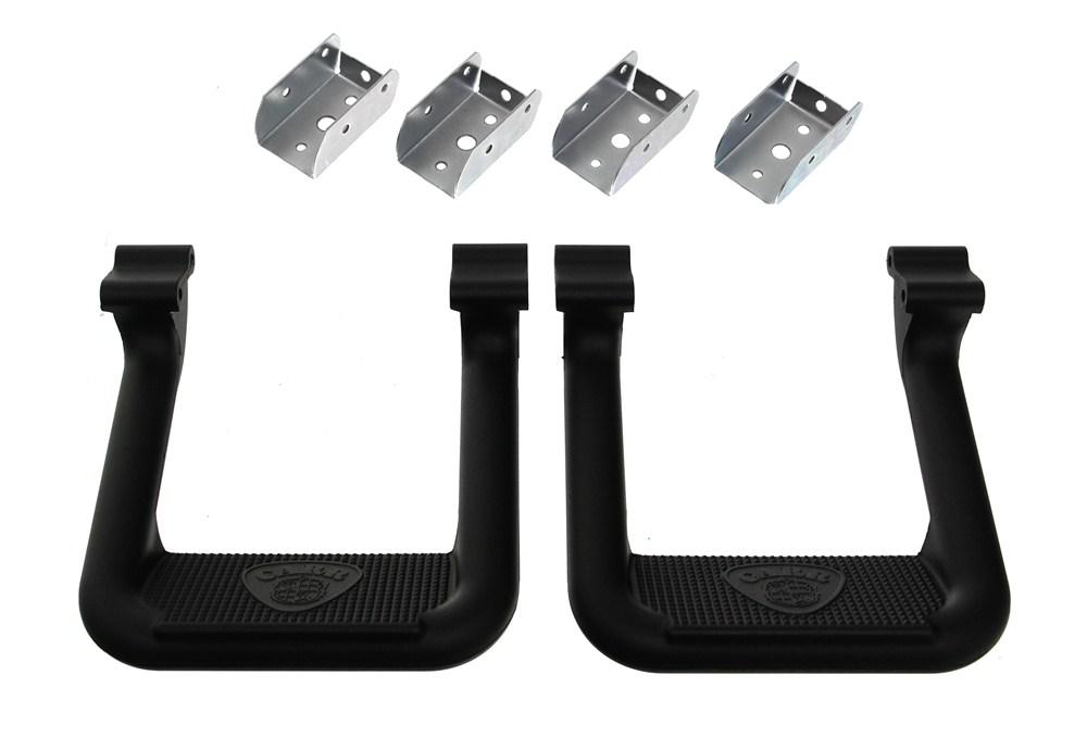 Nerf Bars - Running Boards CARR102521 - Black - Carr