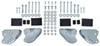 CARR103994 - Silver Carr Hoop Steps