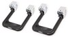 Carr Fixed Step Nerf Bars - Running Boards - CARR104501