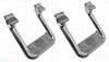 CARR104502 - Aluminum Carr Nerf Bars - Running Boards