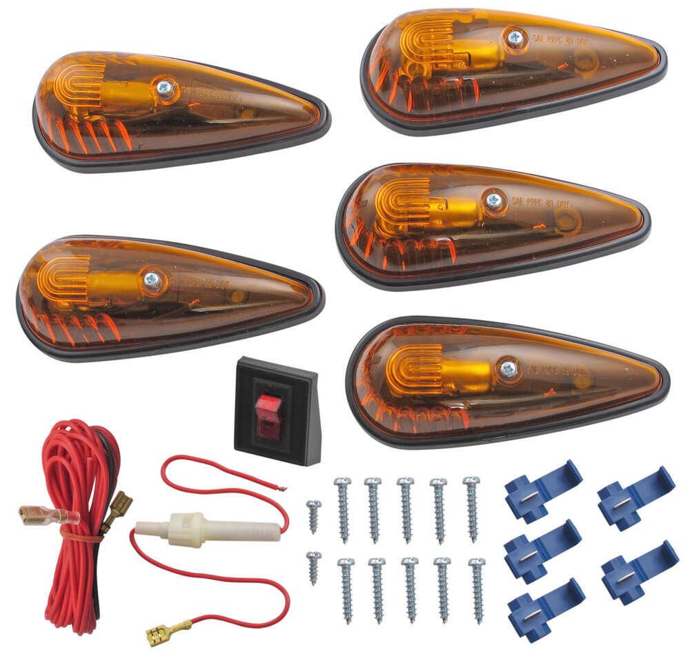 CB-15AK - Teardrop Optronics Roof Lamp