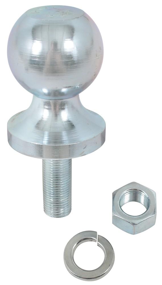 1-7//8 in x 1 in Steel Ball Hitch