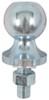 brophy trailer hitch ball 1-7/8 inch diameter - 5/8 x 1-5/8 long shank zinc 2 000 lbs