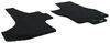 Covercraft Premier Custom Auto Floor Mats - Carpeted - Front - Black Front CC76335125