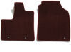 Covercraft Premier Custom Auto Floor Mats - Carpeted - Front - Wine Front CC76209094