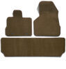 Covercraft Premier Custom Auto Floor Mats - Carpeted - Front and Rear - Beige Flat CC76340523
