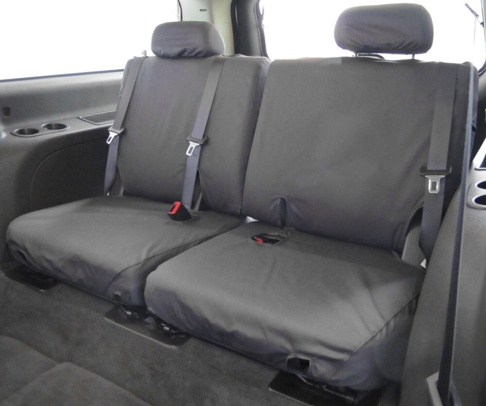SS6351PCCT - Cloth Covercraft 60/40 Split Bench