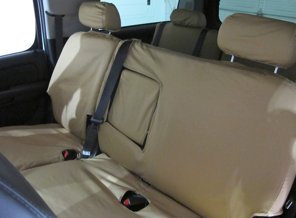 Car Seat Covers SS8410PCTN - Adjustable Headrests - Covercraft