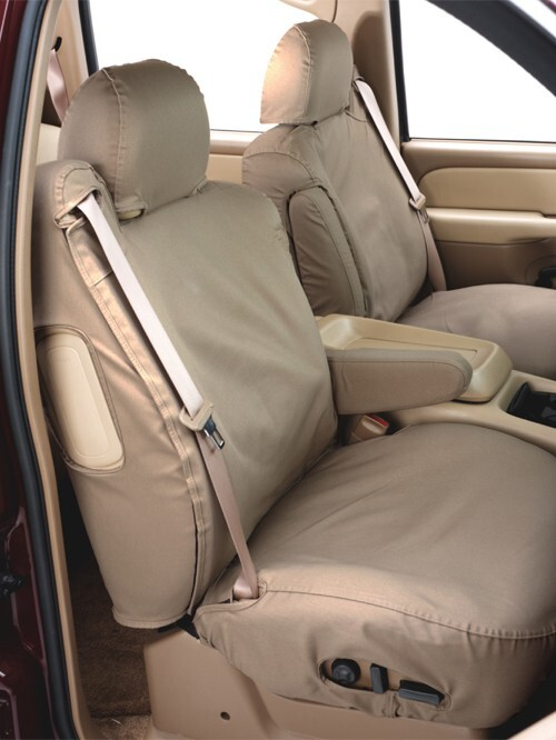 Car Seat Covers SS3425PCTP - Seat Airbags - Covercraft