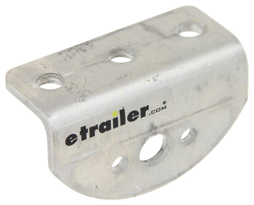 "CE Smith Swivel Bracket for Boat Trailers - Aluminum - 2-1/2"" Hole Centers - Qty 1 2-1/2 Inch Hole Length CE10206AA"