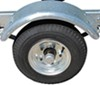CE Smith Silver Trailer Fenders - CE17701G