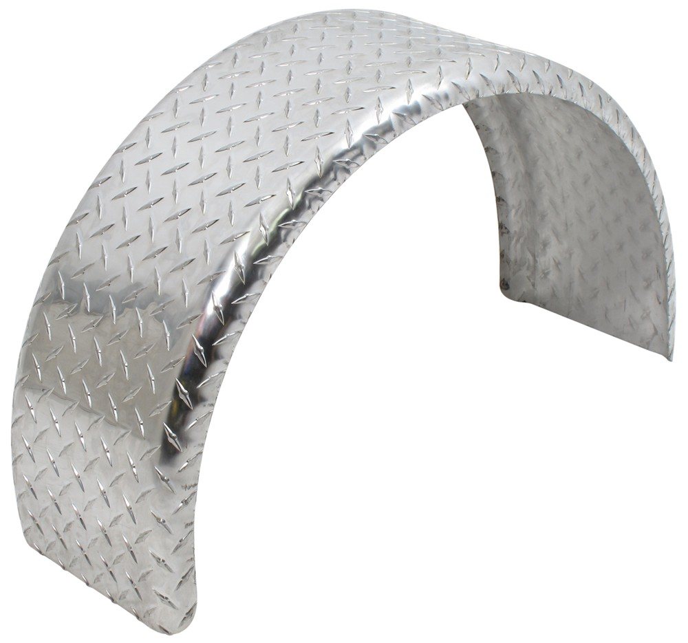 CE Smith Aluminum Trailer Fenders - CE17960ATB