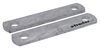 ce smith accessories and parts boat trailer frame straps - 4-1/2 inch hole to length galvanized qty 2