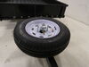 "CE Smith Spare Tire Carrier - Locking - Steel - 4-Lug and 5-Lug Wheels - 8-3/4"" No Lift CE27202"