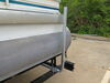 0  boat trailer parts ce smith guides post-style guide-ons for trailers - 65 inch tall u-bolt hardware white 1 pair