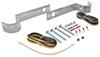 ce smith accessories and parts boat trailer light mounting brackets for post-style guide-ons - qty 2