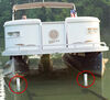 CE Smith 22 Inch Tall Boat Trailer Parts - CE27670