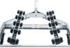 CE27700 - Black Rubber CE Smith Boat Trailer Parts
