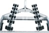 ce smith boat trailer parts roller and bunk bunks for trailers - 6 rollers each 5' long 1 500 lbs pair