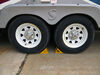 0  wheel chocks ce smith trailer chock rv steel in use