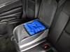 Hopkins Go Gear Center Seat Interior Cargo Organizer and Beverage Cooler Black CENTER-BLA