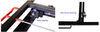 Slide Out Cargo Trays CG1200-9548 - 2 Side Rollers - CargoGlide