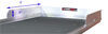 CG1800HD-7548 - 1800 lbs CargoGlide Slide Out Cargo Trays