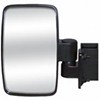 """CIPA Adjustable Side Mirror for Golf Carts - 7-11/16"""" x 4-5/8"""" - Square Clamp - Qty 1 7-11/16L x 4-5/8W Inch CM01140"""