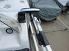 CIPA Pontoon Boat Mirror - Clamp On - Black Powder Coated Aluminum 11-1/8L x 3-7/8W Inch CM01877