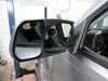 CIPA Custom Towing Mirrors - Slip On - Driver Side and Passenger Side Custom Fit CM10900 on 2013 Chevrolet Silverado