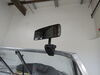 """CIPA Comp II Rearview Boat Mirror - Convex - Windshield Mount - 11"""" Long x 4"""" Wide - Black Clamp-On CM11080"""