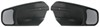 CIPA Custom Towing Mirrors - Slip On - Driver Side and Passenger Side Manual CM11300