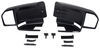 CIPA Custom Towing Mirrors - Slip On - Driver Side and Passenger Side Non-Heated CM11550
