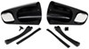 cipa towing mirrors slide-on mirror manual custom - slip on driver side and passenger