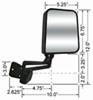 CIPA Replacement Mirrors - CM44401