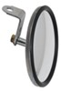 cipa blind spot mirror round 5 inch diameter convex hotspot - bolt on stainless steel qty 1