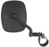 CIPA UTV Adjustable Side Mirror - Black - Right Hand Roll Cage Mount CMM38