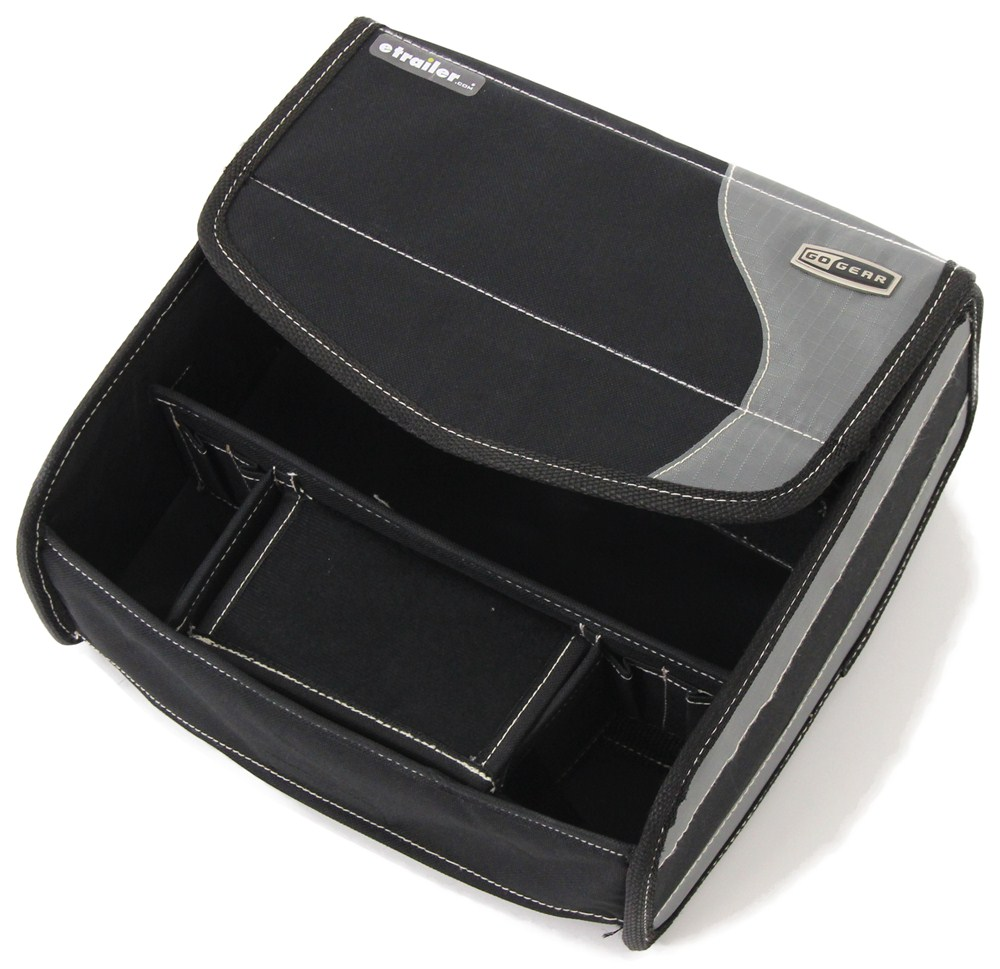Hopkins 5 Inch Tall Car Organizer - CNSLPLUS-BLA