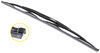 CP79321 - Graphite-Coated Rubber ClearPlus Windshield Wipers
