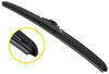 clearplus windshield wipers all-weather single blade - standard cp91241