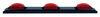 Custer 17L x 1-1/2W Inch Trailer Lights - CPL26R-3BAR