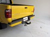 Pilot Automotive 2 Inch Hitch Hitch Step - CR-600 on 2001 Ford Ranger