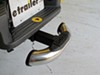 """Round Tube Stainless Steel Trailer Hitch Receiver Step for 2"""" Trailer Hitches 9 Inch CR-600 on 2001 Ford Ranger"""